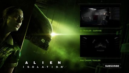 Cast of Alien Isolation de Alien Isolation