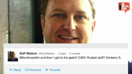 SouthWest Kicks Dad And Daughters Off Plane For Rude Gate Agent Tweet