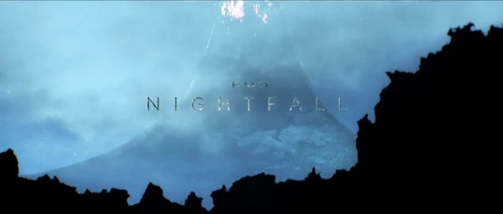 Première bande-annonce de la série Halo Nightfall de
