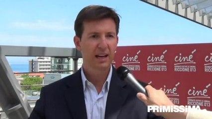 Video intervista a Stefano Bethlen alle Giornate Estive di Cinema Riccione 2013