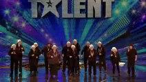 The Zimmers - Britain's Got Talent 2012 audition - International version