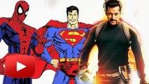 After Batman, Superman There Should Be SAL-MAN - Jacqueline Fernandez
