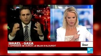 Majed Bamya sur France 24