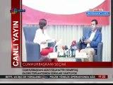 Cumhurbaşkanı Adayı Selahattin Demirtaş kadın örgütlerinin sorularını yanıtladı