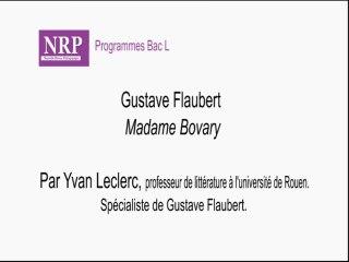Le versant politique de Madame Bovary