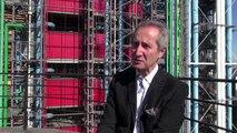 Interview Bernard Blistène - Directeur du Musée National d'Art Moderne de Paris