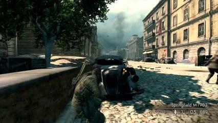 Sniper Elite: La Bataille De Stalingros #2
