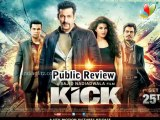 Kick Public Review | Hindi Movie | Salman Khan, Jacqueline Fernandez, Randeep Hooda, Nawazuddin