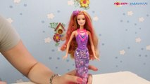 Mermaid Romy / Syrenka Romy - Barbie and the Secret Door / Barbie i Tajemnicze Drzwi - BLP25 - Recenzja