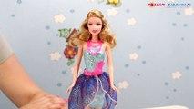 Mermaid Romy / Syrenka Romy na Podwieczorku - Barbie and the Secret Door / Barbi