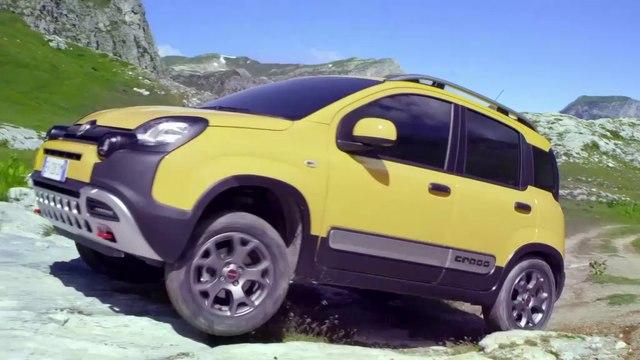 Fiat Panda Cross: un mini-SUV 4x4 unique en son genre