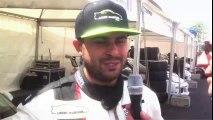 Interview // Lonni Martins - Le Mans : 3ème de la course d'ouverture des 24 Heures du Mans