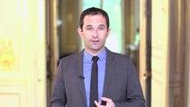 [ARCHIVE] Message de Benoît Hamon aux lauréats des concours enseignants 2014