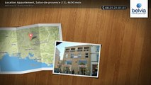 Location Appartement, Salon-de-provence (13), 465€/mois