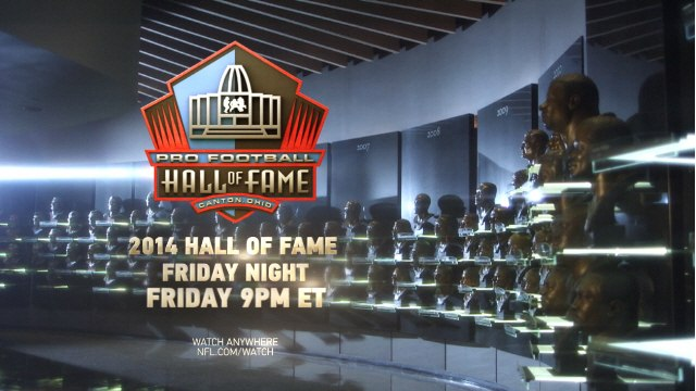 Hall of Fame Friday Night Friday 9pm ET