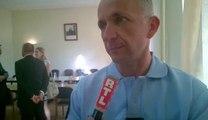 Accident sur la RN4 en Meuse : Bruno Afchain commandant du groupement de  gendarmerie de la Meuse