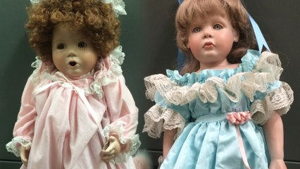 The OC's Creepy Vintage Doll Mystery (Solved!)