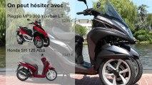 Essai Moto : Yamaha Tricity 125
