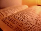 The Holy Bible - Psalm Chapter 30 (King James Version)