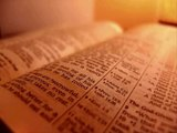 The Holy Bible - Psalm Chapter 63 (King James Version)