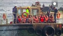 Australie : premiers clandestins sur le continent depuis sept mois