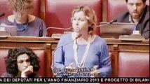 """Bilancio della Camera, Giulia Grillo (M5S) """"SIETE UMANI!"""" - MoVimento 5 Stelle"""