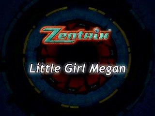 Jikuu Boukenki Zentrix #02 - Little Girl Megan