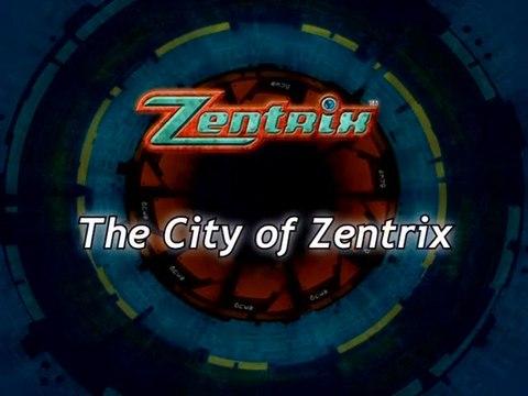 Jikuu Boukenki Zentrix #01 - The City of Zentrix