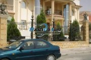 great villa for rent in mirage city compound new cairo
