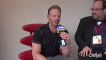 SDCC 2014: Sharknado 2: The Second One - Interview with Ian Ziering and Tara Reid