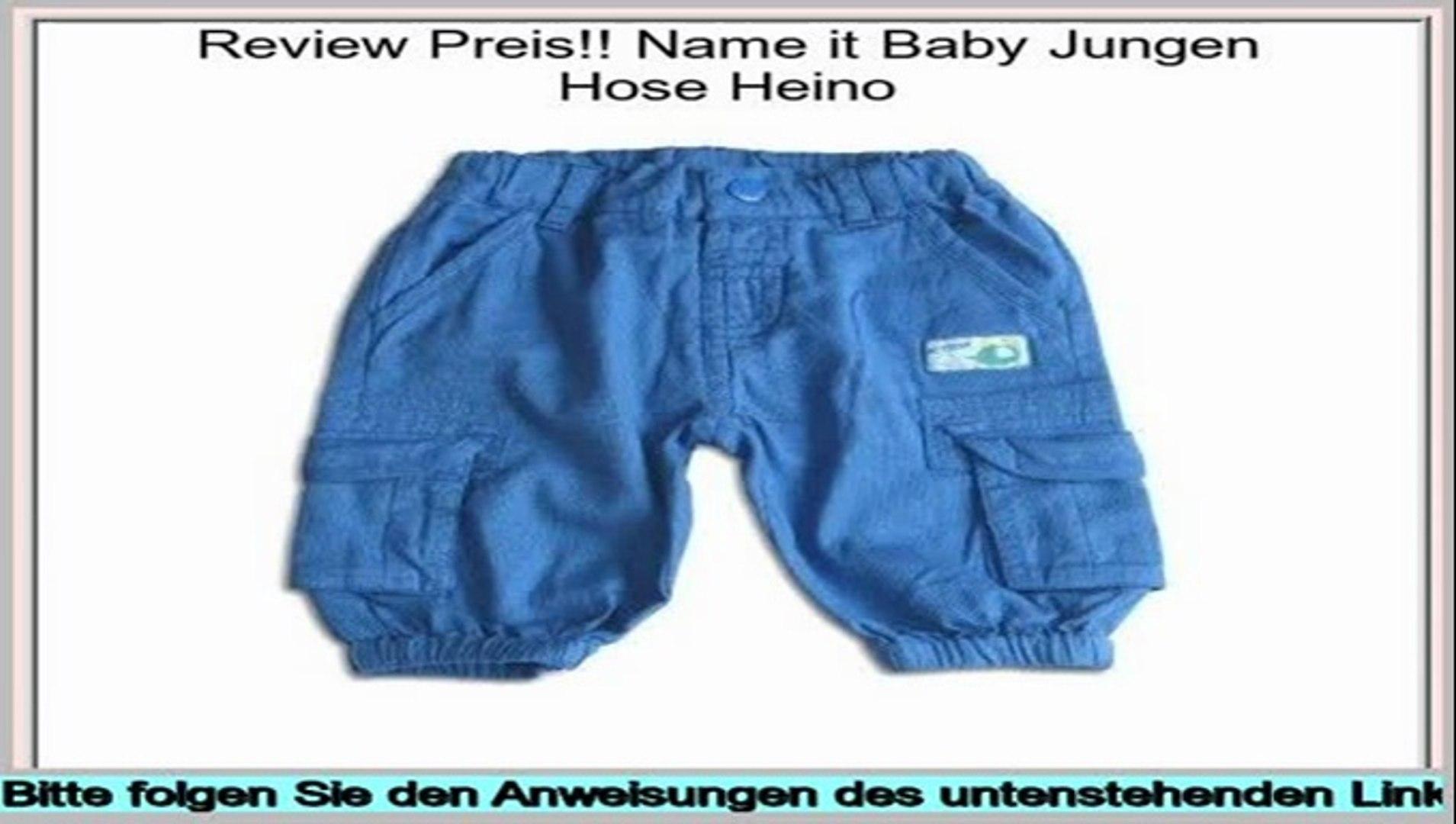 Sanetta Baby Jungen Hose 123441