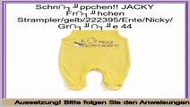 Preise vergleichen JACKY Fr�hchen Strampler/gelb/222395/Ente/Nicky/ Gr��e 44