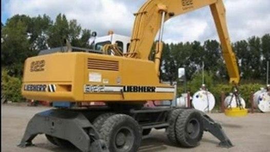 Liebherr A900 A902 A912 A922 A932 Litronic Hydraulic Excavator Service Repair U2500 U5f71 U7247 Dailymotion