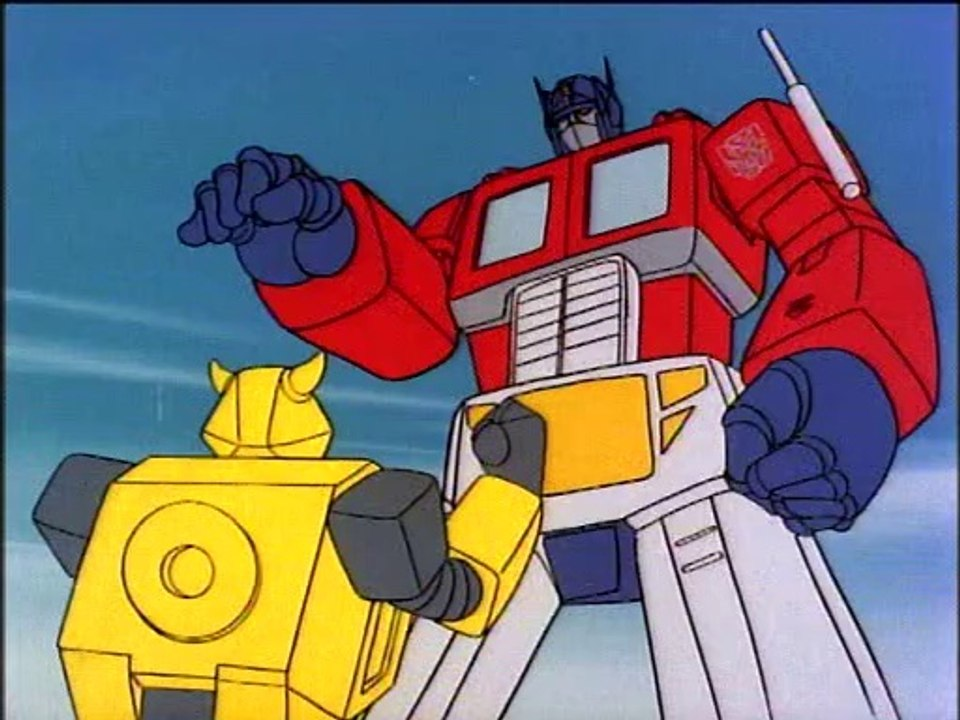 The Transformers G1 2x04 Attack Of The Autobots Video