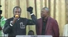 Temps de Témoignages : WERRASON chez l'église WALESSA et Témoignage sur la mort de Hugues Kitambala