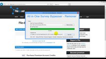 How to Bypass Surveys | Remove Survey | Survey Bypasser | Survey Remover
