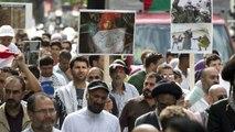 Quds Day demos: Justice for Palestine
