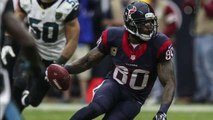 Texans training camp update: Andre Johnson reports