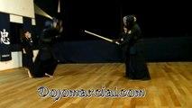 Kenjutsu - Ninten Ichi Ryu (Miamoto Musashi Style) - Bokken / Shinai