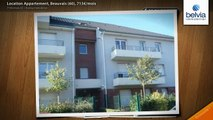 Location Appartement, Beauvais (60), 715€/mois