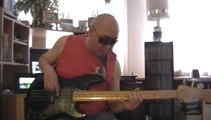 Jamming with BB King & Eric Clapton  bass cover Bob Roha