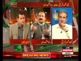 Takraar (26th July 2014) Tahir Ul Qadri Bhi Islamabad Mein March Karne Ko Tayar