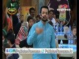 28th Sehri Qasas ul Anbiya & Aalim On Air Part 1 in Pakistan Ramazan 27-7-2014 Part 3
