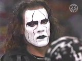 "The Sting Crow Era Vol. 45 | Sting impersonates a ""Fake Sting"" & scares off the nWo 10/13/97"