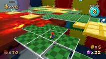 Super Mario Galaxy - Coffre à jouets - Étoile 2 : Mario²