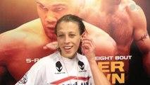 Joanna Jedrzejczyk on How She Got Her Shot in the UFC