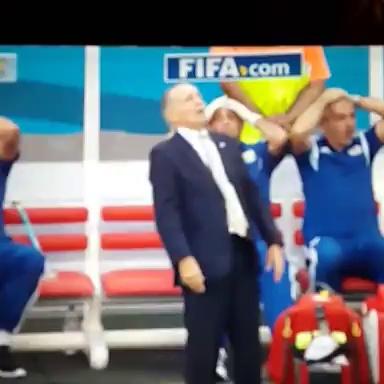 Argintenian coach !!!