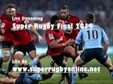Live Rugby Crusaders vs Waratahs Final