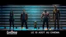 Les Gardiens de la Galaxie (2014) - Le 13 août au cinéma - Spot 20 sec [VF-HD]