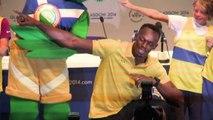 Atletica, Usain Bolt torna in pista dopo l'infortunio